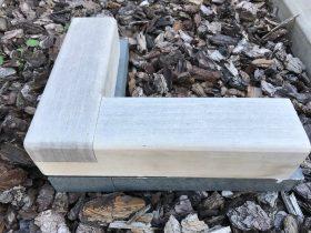 houten gedenktekens van Accoya® hout